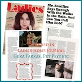 Gera Farkas Featured in Ladies Home Journal